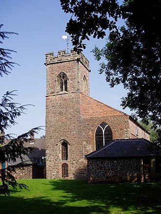 Mountsorrel - St Peter's parish church