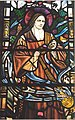 St Therese of Lisieux - stained glass window detail ... - geograph.org.uk - 1140602.jpg