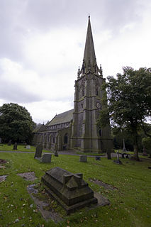 St Marks Church, Worsley Church in Greater Manchester, England