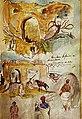 Stadtmauer von Meknes (aus dem marokkanischen Skizzenbuch, Eugène Delacroix).jpg