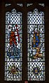 Stained glass window, St Mary's church, Westham (15978025635).jpg