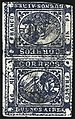 "Stamp Buenos Aires 1859 ""In Ps"" Blue Tete-Beche pair.jpg"