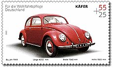 Stamp Germany 2002 MiNr2292 VW Käfer.jpg