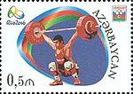 Stamps of Azerbaijan, 2016-1268.jpg