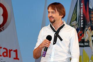 Stano (singer) Lithuanian pop singer