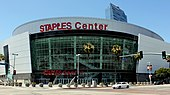 Staples Center serves as the home arena for both the Lakers and Clippers.