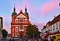 Stará Boleslav kostel a náměstí.jpg