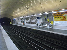 Image illustrative de l'article Corentin Cariou (métro de Paris)
