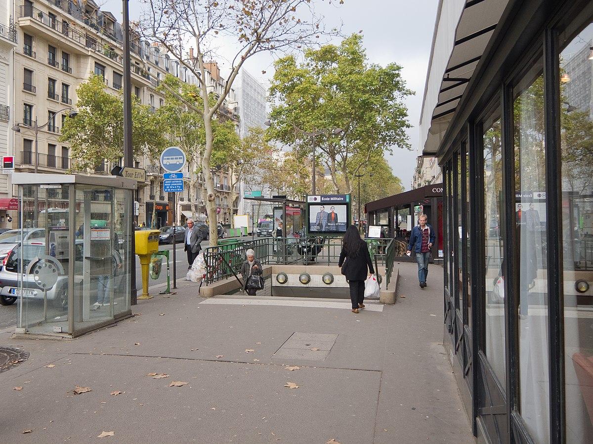 boulevard de la tour maubourg