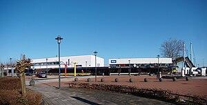 Steenwijk railway station - Image: Station steenwijk