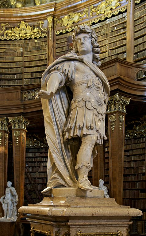Statue of Charles VI