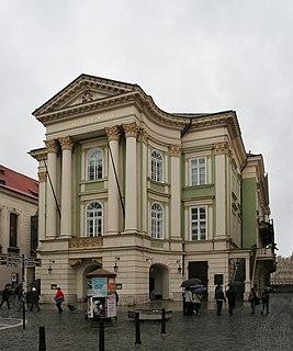 Opera houses in the Czech Republic Wikimedia list article