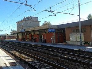 Pisciotta - Pisciotta-Palinuro station