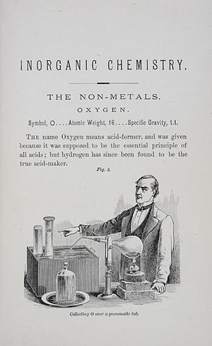 Arnold Orville Beckman - Fourteen Weeks in Chemistry, page 27.