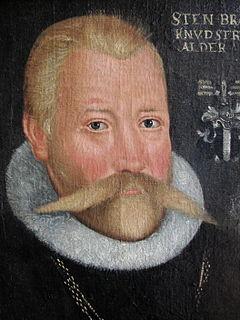 Steen Ottesen Brahe (1547–1620) Danish landowner