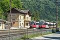 Steindorf am Ossiacher See Bodensdorf Bahnhofstraße 5 Zugbahnhof 23052019 7095.jpg
