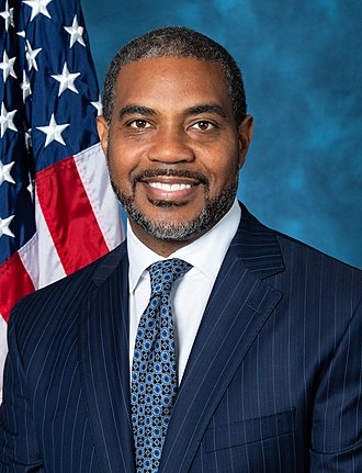 Nevada's 4th congressional district - Image: Steven Horsford, official portrait, 116th Congress