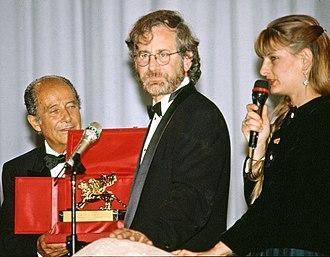 Steven Spielberg - Spielberg in 1993
