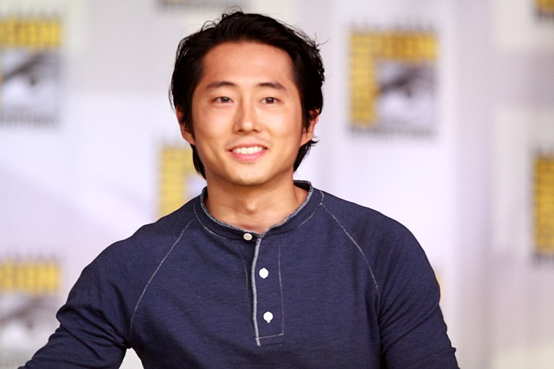 'Walking Dead' Star Steven Yeun Is Writing and Producing His Own Projects to Create Better Roles For Asian Actors