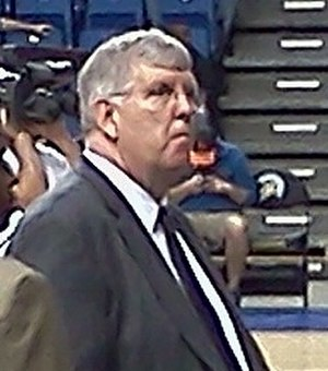 Stew Morrill - Morrill at San Jose State in 2014