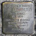 Stolperstein.Hansaviertel.Altonaer Straße 15.Edith Löwenstein.8693.jpg