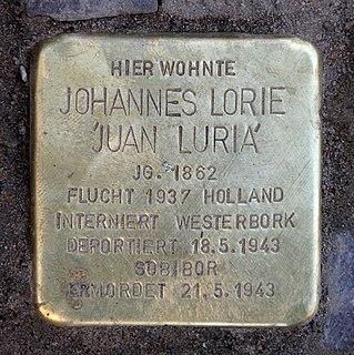 Juan Luria Polish baritone