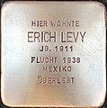 Stolperstein Erich Levy.jpg