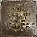 Stolperstein Göppingen, Pauline Guggenheim.jpg