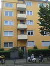 Residential building Helenenwallstrasse 1