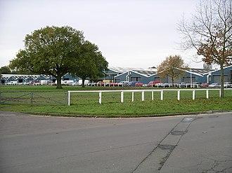 Stoneleigh Park - Image: Stoneleigh park sheds 12n 06