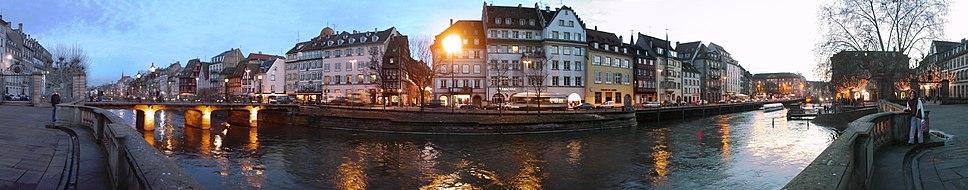 Strasbourg River Ill