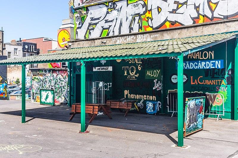 File:Street Art, Tivoli Car Park (Francis Street) - panoramio (12).jpg