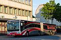 StretchBus (CapaCity; ex Vorführwagen) von Hummert Reisen am Hauptbahnhof Osnabrück.jpg