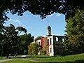 Strzelce Opolskie -Zamek w jesiennej szacie - panoramio.jpg