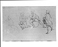 "Study for ""The Siege of Gibraltar""- Officer in Four Poses MET 60.44.17.verso.jpg"