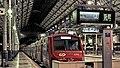 Suburban train of type 2300-2400 at Lisbon Rossio train station.jpg