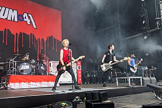 Sum 41 Canadian rock band