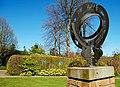 Sundial, Carnfunnock Country Park (2) - geograph.org.uk - 763394.jpg