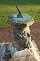 Sundial At Culzean - geograph.org.uk - 1112373.jpg
