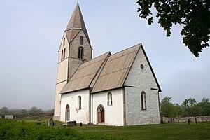 Sundre Church - Image: Sundre Kirche