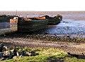 Sunken Barges - geograph.org.uk - 302261.jpg