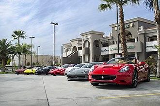 Supercar - Various supercars by Ferrari, Lamborghini, Pagani, Bugatti and Mercedes-Benz
