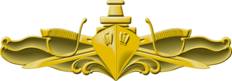 Mark H. Buzby - Image: Surface Warfare Officer Insignia