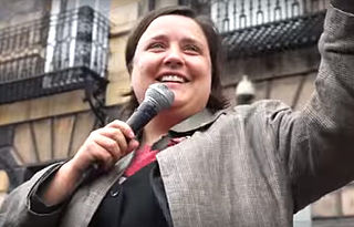 Susan Calman Scottish comedian
