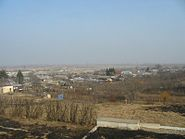 Suvorov ramna monument surroundings today