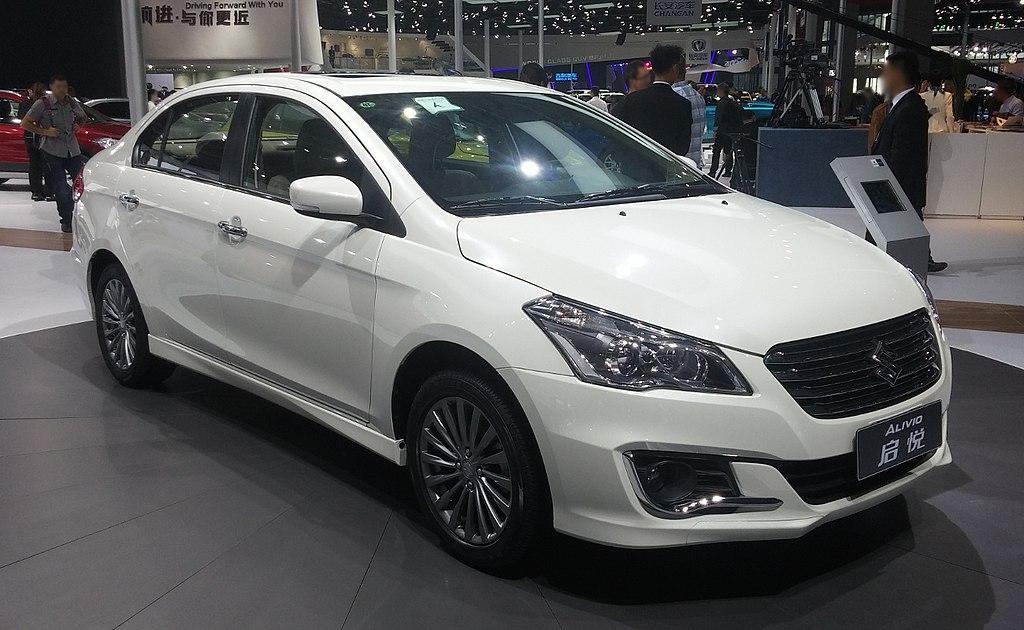 Suzuki Forenza With Rims