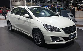 suzuki ciaz wikipedia. Black Bedroom Furniture Sets. Home Design Ideas