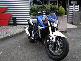 Image illustrative de l'article Suzuki GSR 750