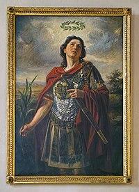 Svatý Auracián, F. B. Doubek.jpg