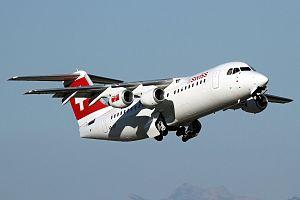 Swiss BAE Systems Avro 146-RJ100.jpg